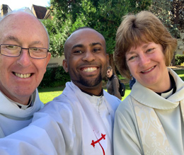 Our vocations team