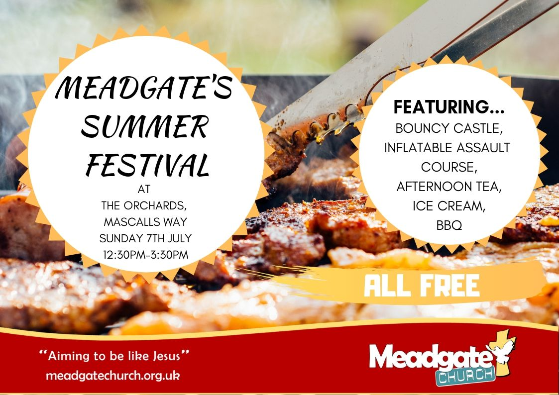 Meadgate Church Summer Festival