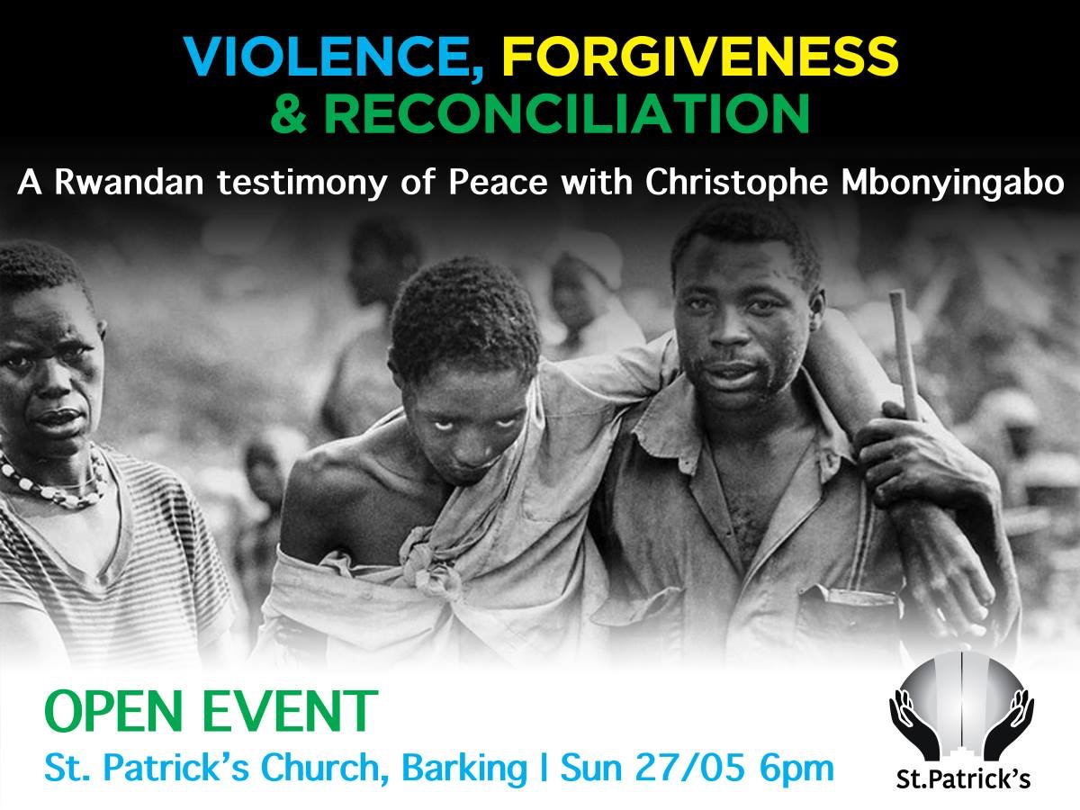 Violence, Forgiveness and Reconciliation