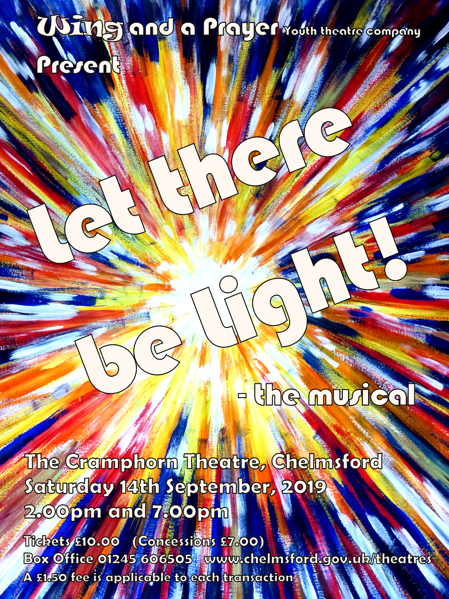 Let There Be Light - The Musical