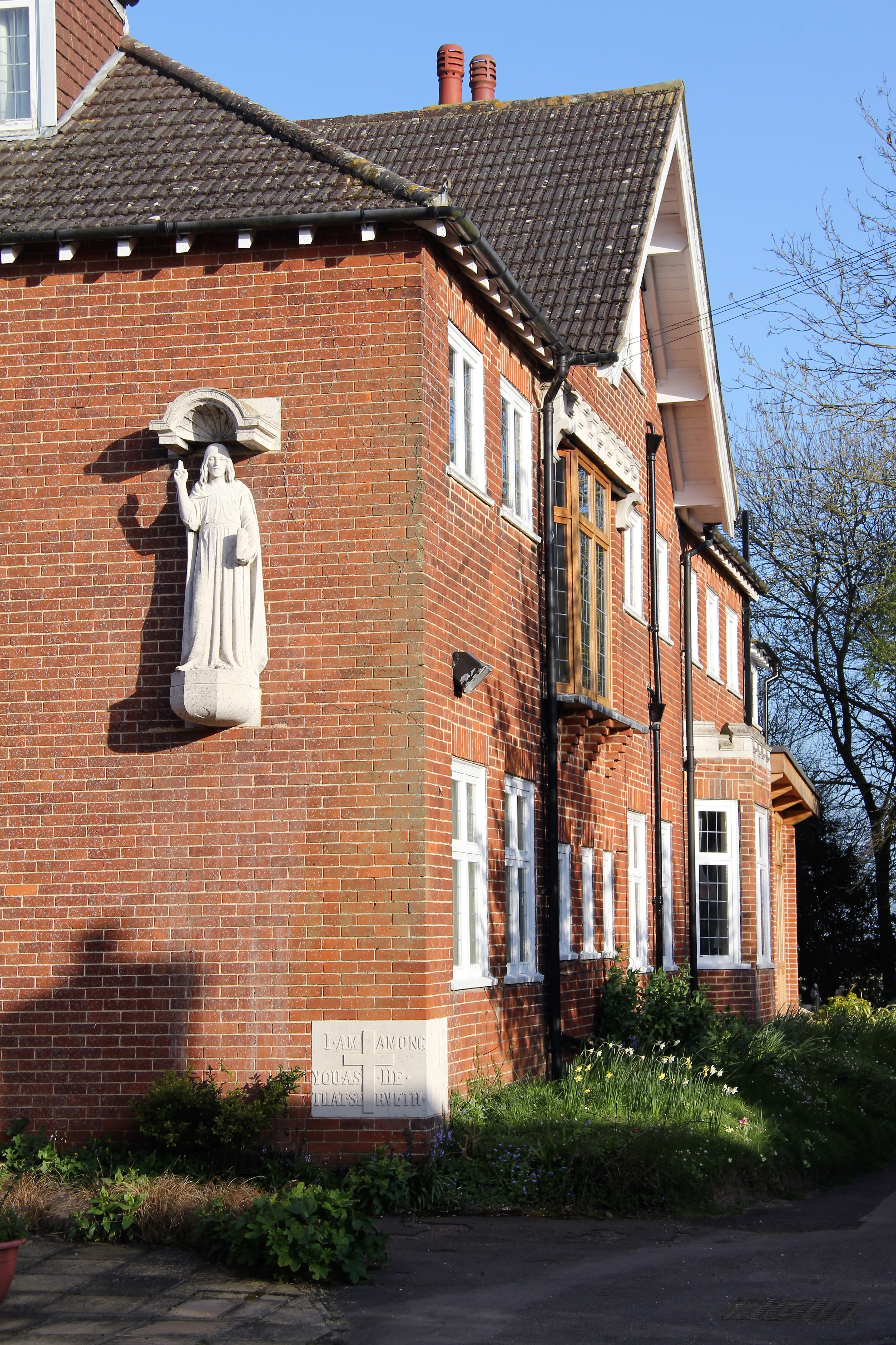 'Praying with Evelyn Underhill' at Retreat House Pleshey