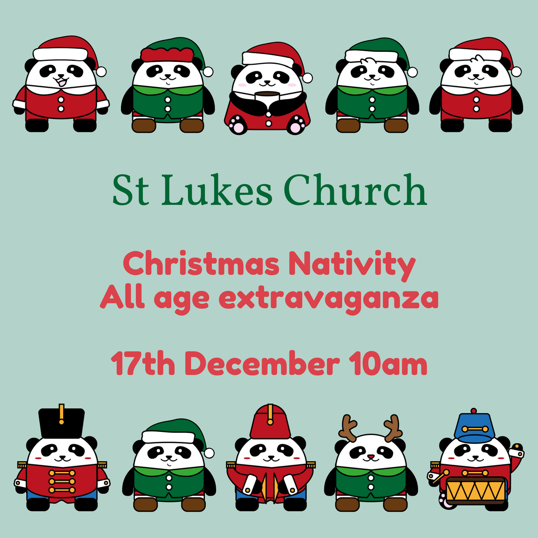 St Lukes Nativity for all