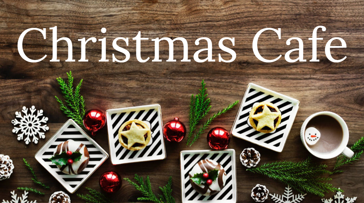 Christmas Cafe at Church of Our Saviour, Chelmer Village