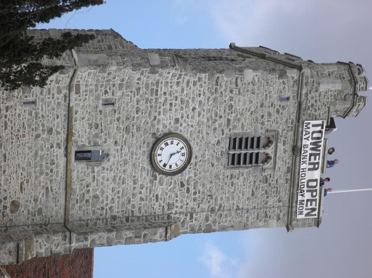 Rayleigh Trinity Fair Tower Open