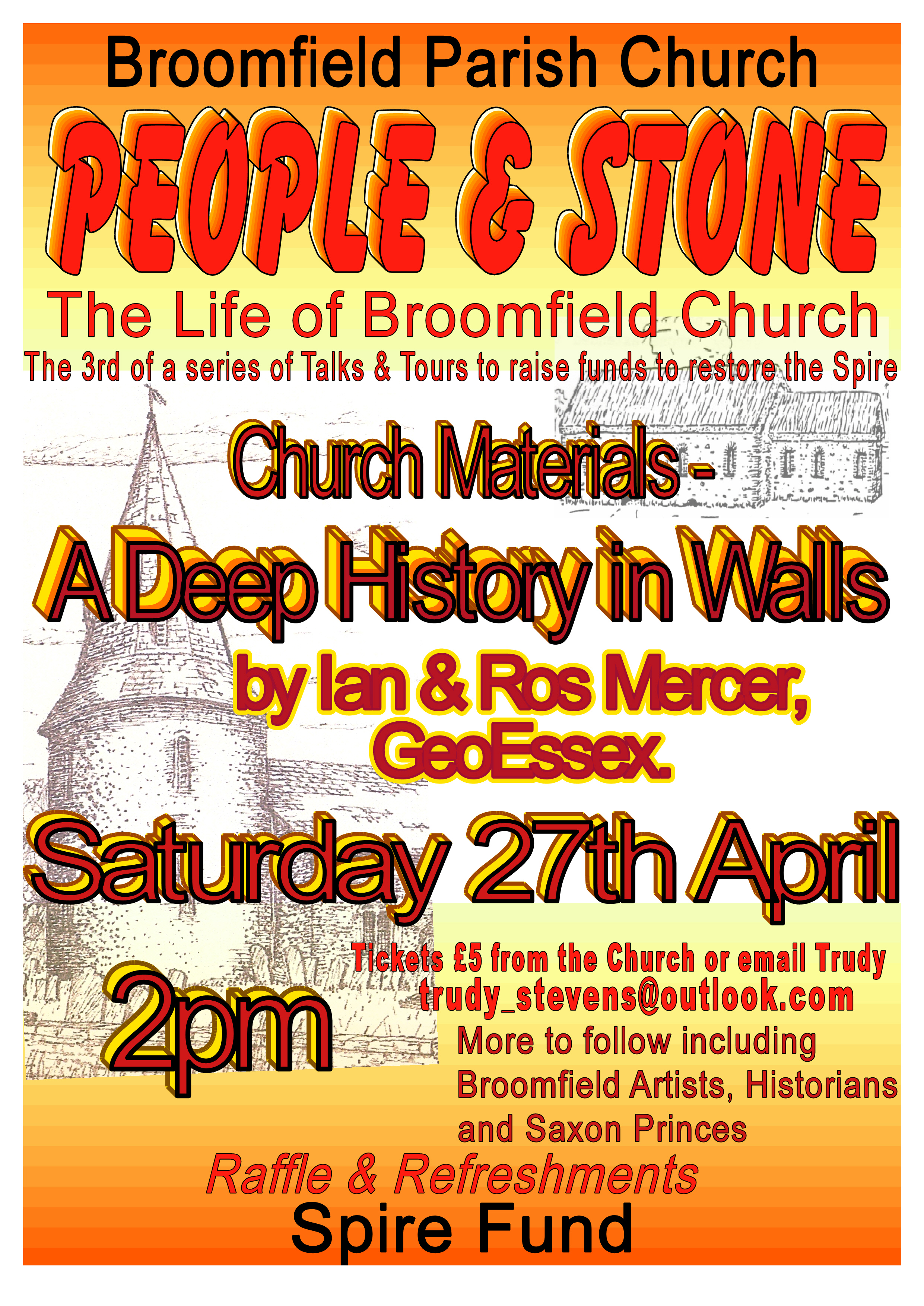 People & Stone Talk - The Life of Broomfield Church