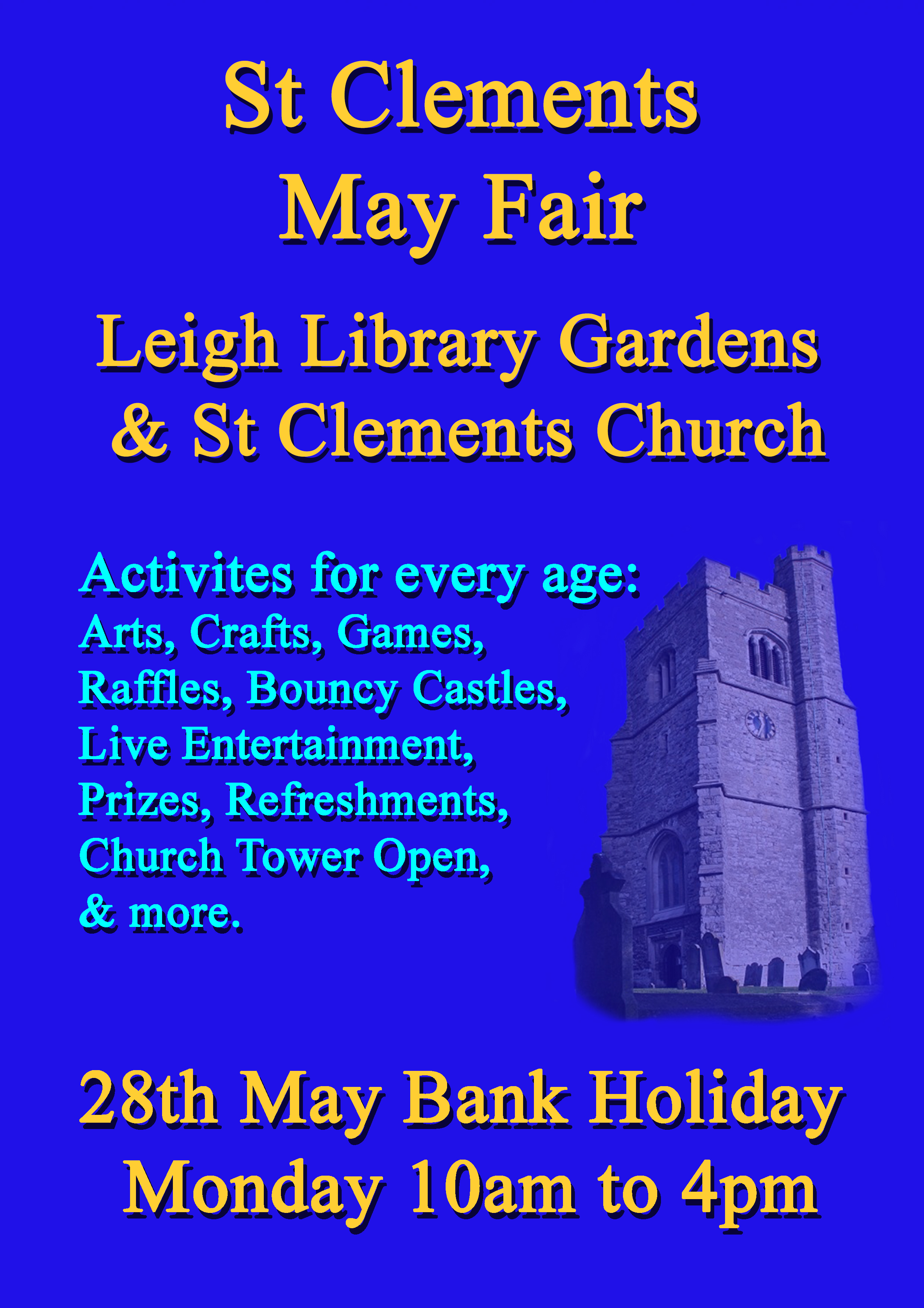 St Clements May Fair