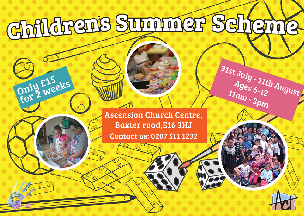 Ascension Children's Summer Scheme
