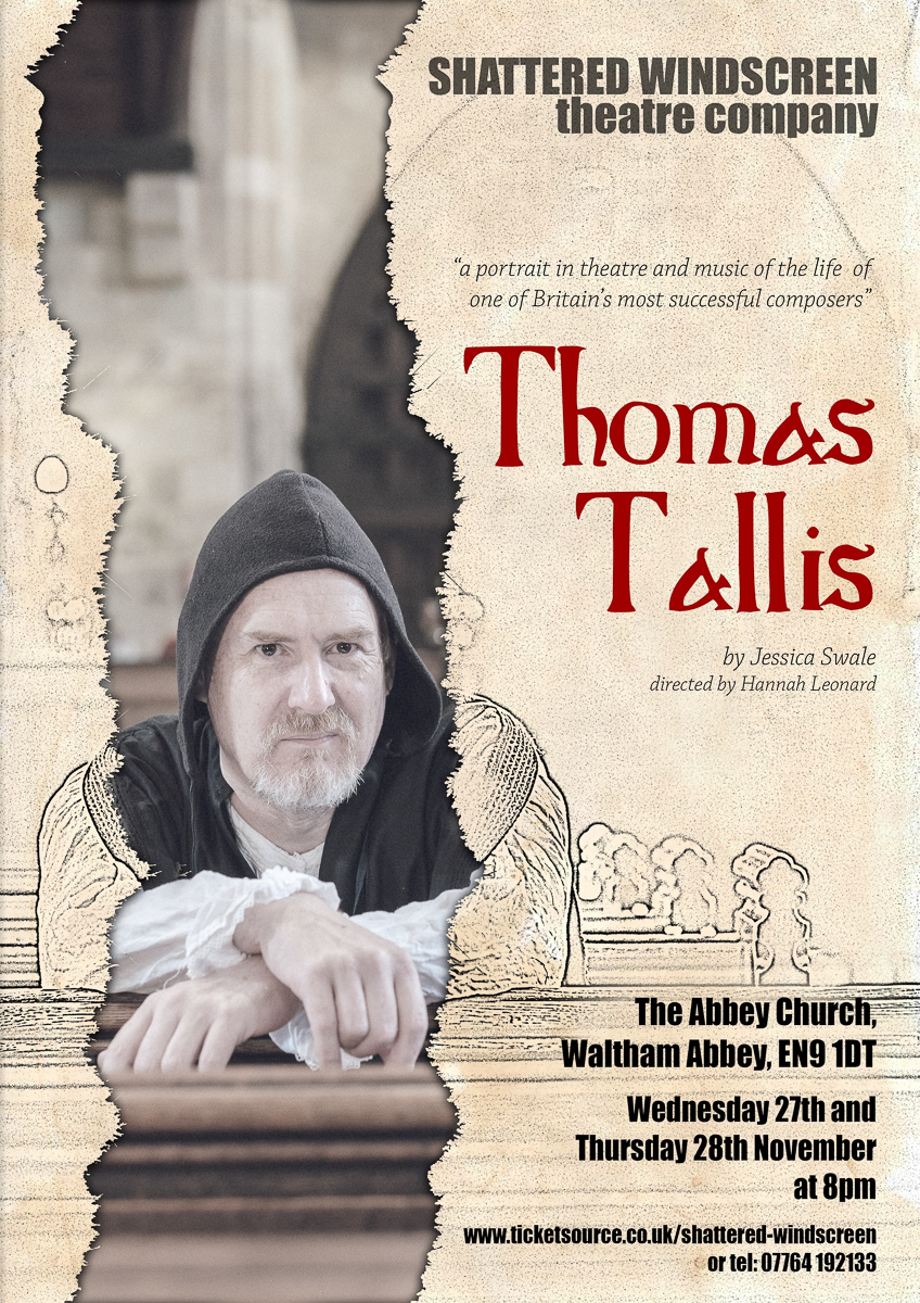 Thomas Tallis at Waltham Abbey Church