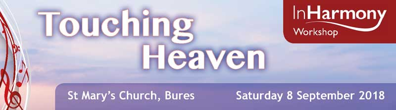 Touching Heaven - creative use of music in prayer