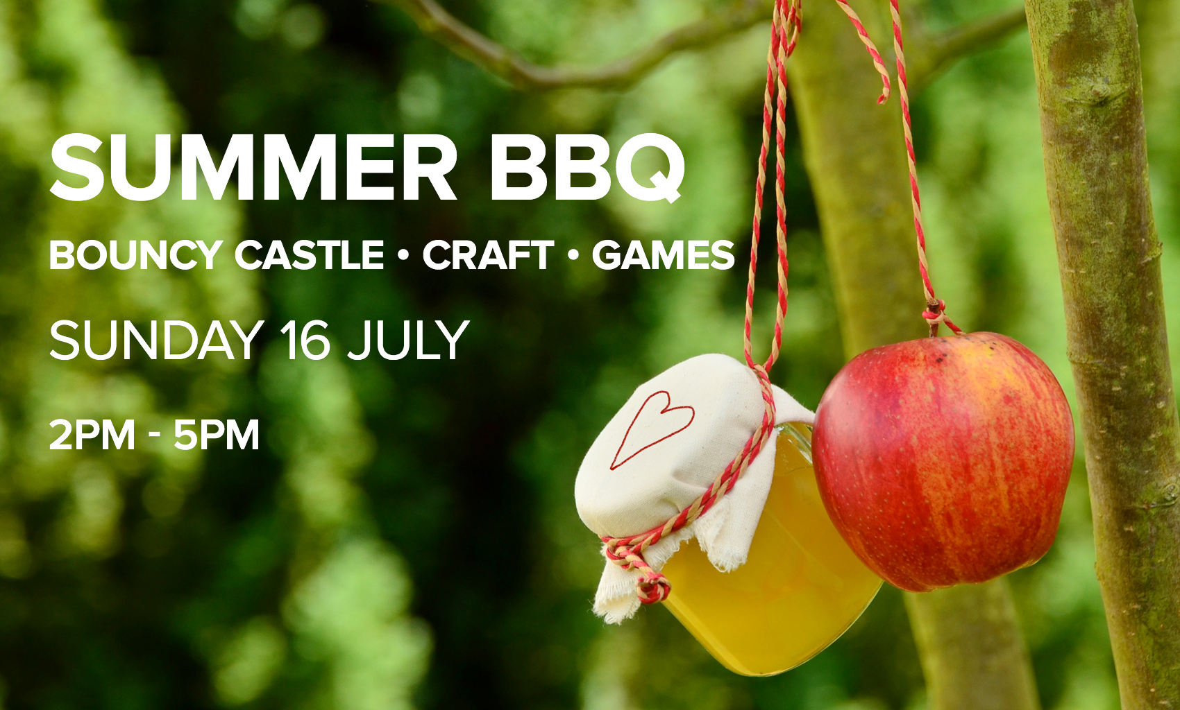 Church of Our Saviour, Chelmer Village: Summer BBQ