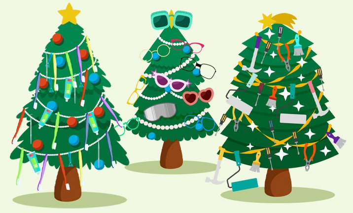 Community Celebration & Christmas Tree Festival at Church of Our Saviour