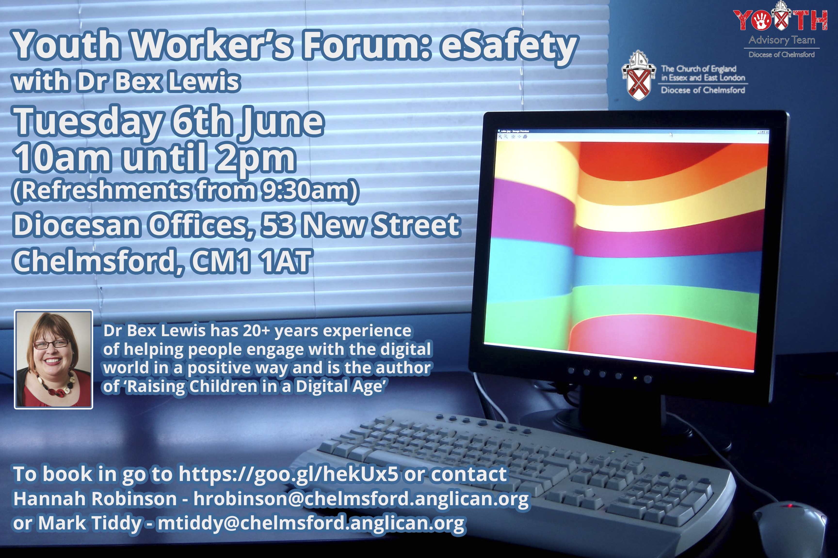 Youth Worker's Forum - eSafety