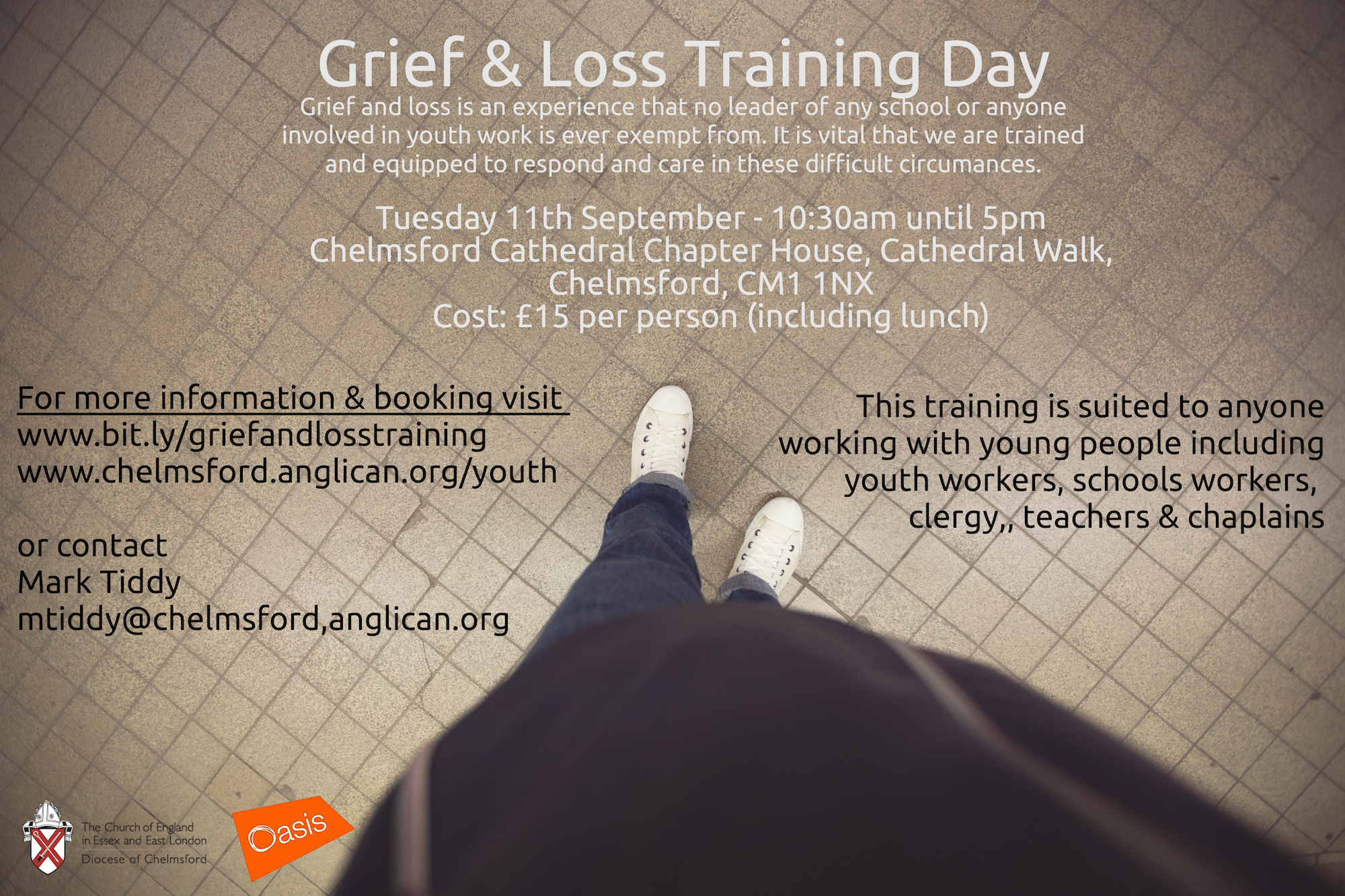 Grief and Loss Training (Supporting Young People)