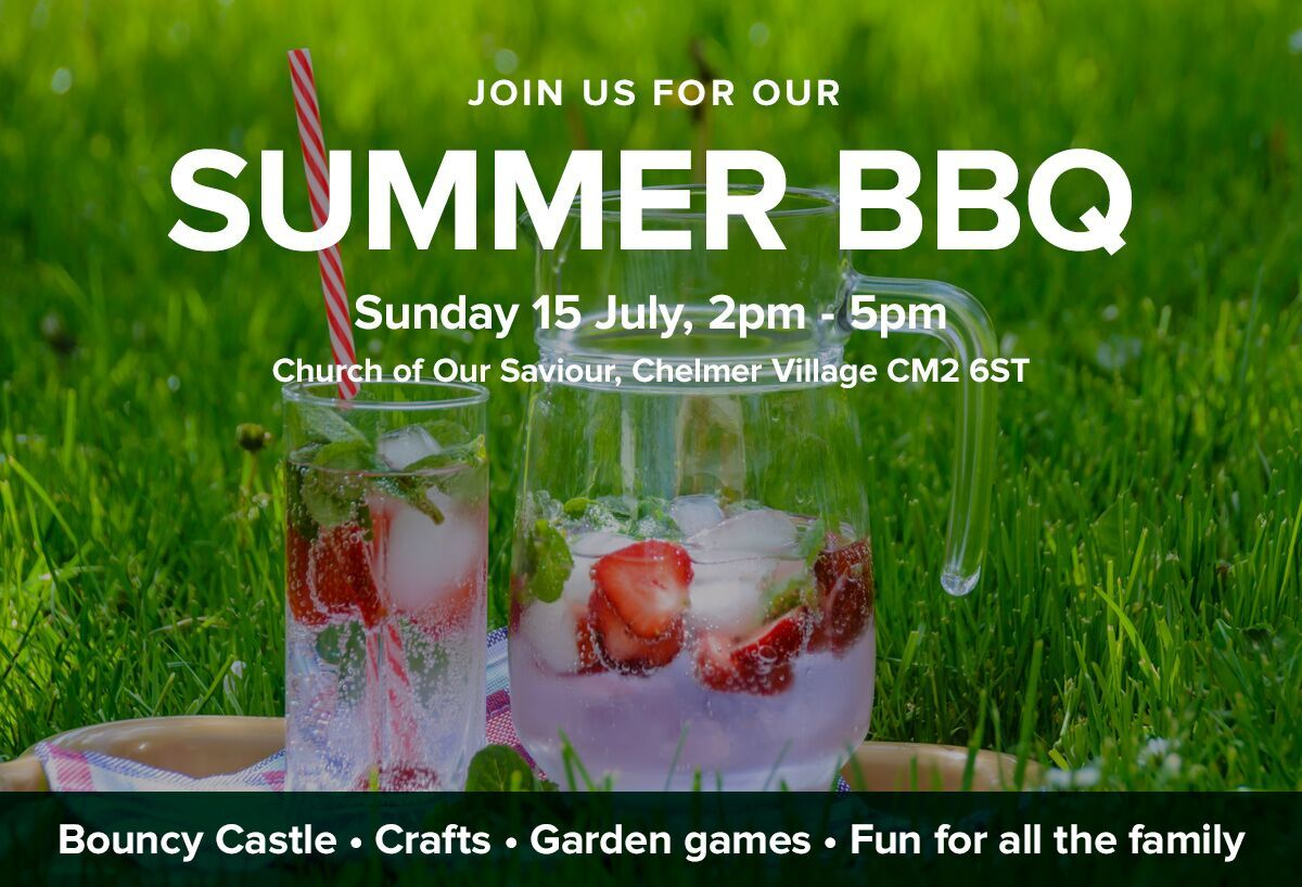 Community Summer BBQ at Church of Our Saviour, Chelmsford