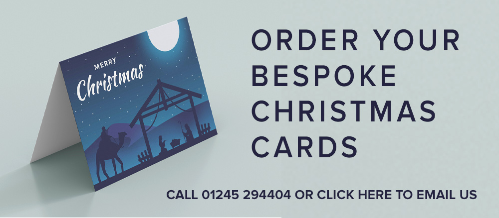 Order your bespoke Christmas cards